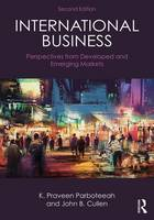 International Business Perspectives from Developed and Emerging Markets by K. Praveen Parboteeah, John B. Cullen