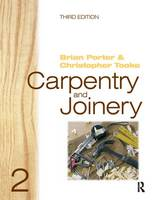 Carpentry and Joinery by Brian Porter, Chris Tooke