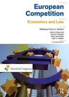 European Competition by Frans J. L. Somers, K. E. Davis-Ost, J. E. Frencken, E. Heuten