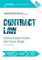 Optimize Contract Law by Kathrin Kuhnel-Fitchen, Tracey Hough