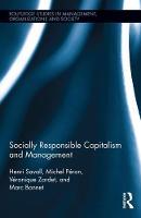 Socially Responsible Capitalism and Management by Michel Peron, Veronique Zardet, Marc Bonnet
