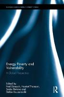 Energy Poverty and Vulnerability A Global Perspective by Saska Petrova
