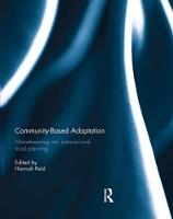 Community-Based Adaptation Mainstreaming into National and Local Planning by Hannah Reid