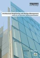 Aspects of Building Design Management by Stephen Emmitt
