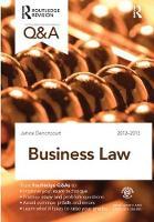 Q&A Business Law by Janice Denoncourt