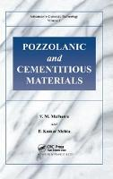 Pozzolanic and Cementitious Materials by V.M. Malhotra