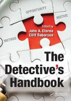 The Detective's Handbook by John A. Eterno