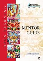 Mentor Guide by Gareth Lewis