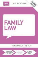 Q&A Family Law by Rachael Stretch