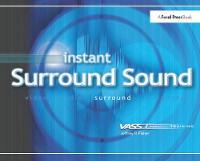 Instant Surround Sound by Jeffrey Fisher