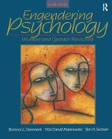 Engendering Psychology Women and Gender Revisited by Florence Denmark