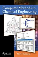 Computer Methods in Chemical Engineering by Nayef Ghasem
