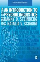 An Introduction to Psycholinguistics by Danny Steinberg