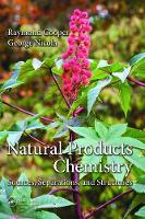 Natural Products Chemistry Sources, Separations and Structures by Raymond Cooper