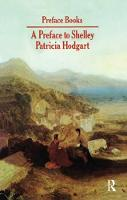 A Preface to Shelley by P. Hodgart