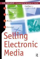 Selling Electronic Media by Ed Shane