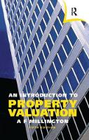 An Introduction to Property Valuation by Alan Millington