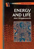 Energy And Life by John M. Wrigglesworth