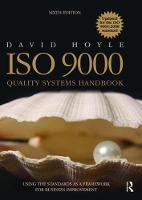 ISO 9000 Quality Systems Handbook - updated for the ISO 9001:2008 standard by David Hoyle