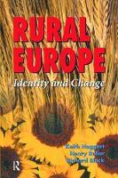Rural Europe by Keith Hoggart