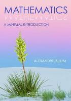 Mathematics A Minimal Introduction by Alexandru Buium