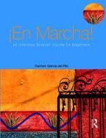 En Marcha: An Intensive Spanish Course for Beginners by Carmen Garcia del Rio