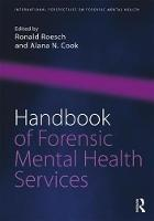 Handbook of Forensic Mental Health Services by Ronald Roesch