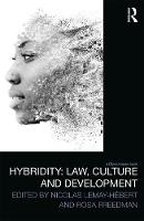 Hybridity: Law, Culture and Development by Nicolas Lemay-Hebert