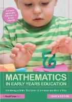 Mathematics in Early Years Education by Ann Montague-Smith, Tony Cotton, Alice Hansen, Alison J. Price