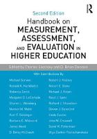 Handbook on Measurement, Assessment, and Evaluation in Higher Education by Charles Secolsky
