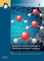 Application of Nanotechnology in Membranes for Water Treatment by Alberto Figoli