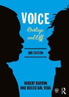 Voice: Onstage and off by Robert Barton, Rocco Dal Vera