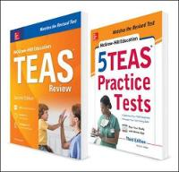 McGraw-Hill Education TEAS 2-Book Value Pack, Second Edition by Kathy A. Zahler, Cara Cantarella