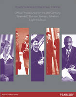Office Procedures for the 21st Century by Sharon Burton, Nelda Shelton