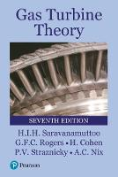 Gas Turbine Theory by G. F. C. Rogers, H. Cohen, Paul Straznicky, Andrew Nix