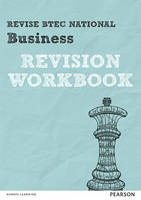 Revise BTEC National Business Revision Workbook by