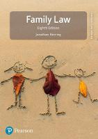 Family Law by Jonathan Herring