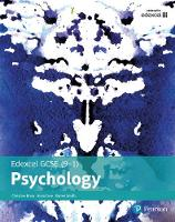 Edexcel GCSE (9-1) Psychology Student Book by Christine Brain, Karren Smith, Anna Cave
