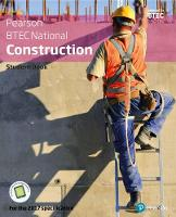 BTEC Nationals Construction Student Book + Activebook For the 2017 specifications by Simon Topliss, Mike Hurst, Simone Cummings, Sohrab Donyavi