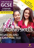 English Language and Literature Reading Skills Revision and Exam Practice: York Notes for GCSE (9-1) by Helen Stockton