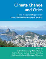 Climate Change and Cities Second Assessment Report of the Urban Climate Change Research Network by Cynthia Rosenzweig