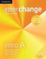 Interchange Intro A Student's Book with Online Self-Study and Online Workbook by Jack C. Richards