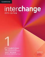 Interchange Level 1 Student's Book with Online Self-Study by Jack C. Richards, Jonathan Hull, Susan Proctor