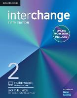 Interchange Level 2 Student's Book with Online Self-Study and Online Workbook by Jack C. Richards, Jonathan Hull, Susan Proctor