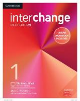 Interchange Level 1 Student's Book with Online Self-Study and Online Workbook by Jack C. Richards, Jonathan Hull, Susan Proctor