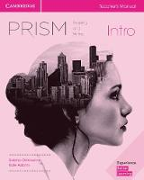 Prism Intro Teacher's Manual Reading and Writing by Sabina Ostrowska, Kate Adams, Jeanne Lambert
