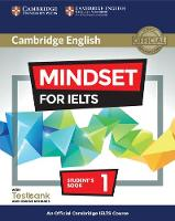 Mindset for IELTS Level 1 Student's Book with Testbank and Online Modules An Official Cambridge IELTS Course by Peter Crosthwaite, Susan Hutchison, Claire Wijayatilake, Natasha De Souza