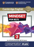 Mindset for IELTS Level 2 Student's Book with Testbank and Online Modules An Official Cambridge IELTS Course by Peter Crosthwaite, Natasha De Souza, Marc Loewenthal