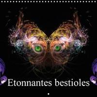 Etonnantes Bestioles 2016 Portraits d'Animaux Imaginaires by Alain Gaymard