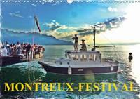 Montreux-Festival 2017 La Grande Fete Annuelle de la Musique de Montreux by Pierre-Antoine Favre